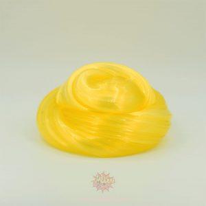 اسلایم متالیک زرد
